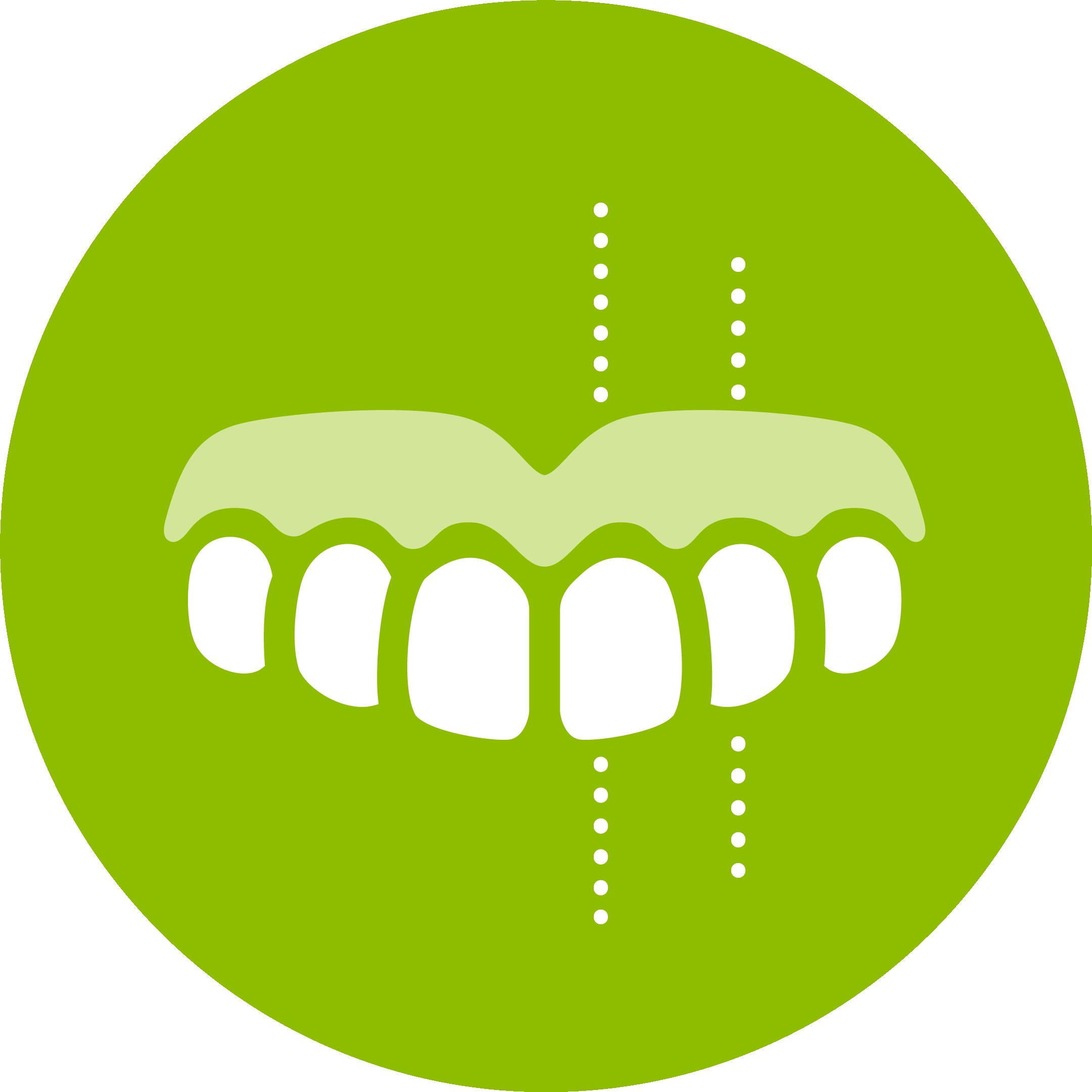 Icon für Ästhetische Zahnheilkunde