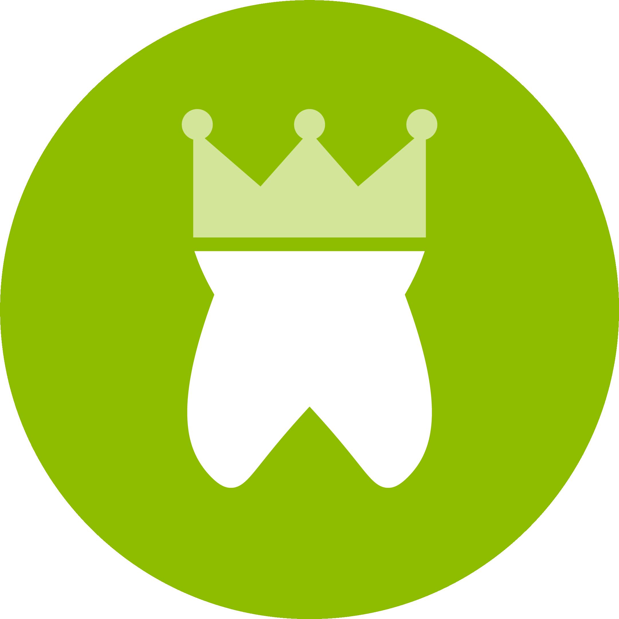 Icon für Hochwertiger  Zahnersatz