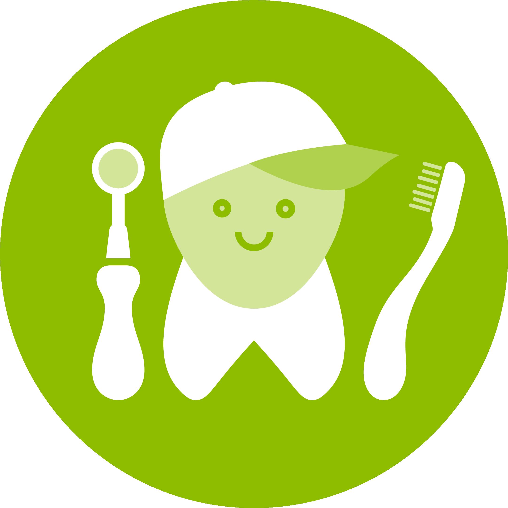Icon für Kinderzahnheilkunde