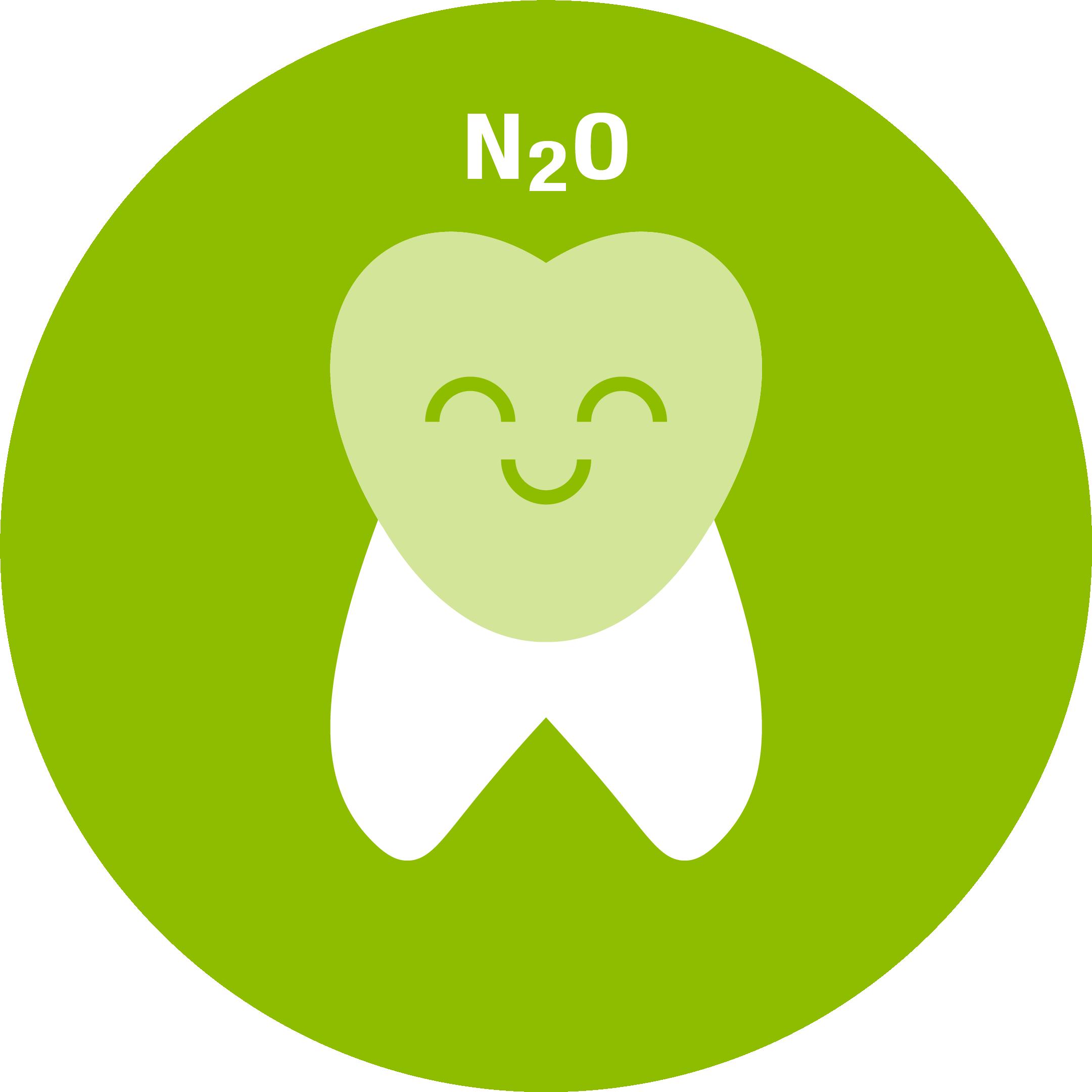 Icon für Lachgasbehandlung