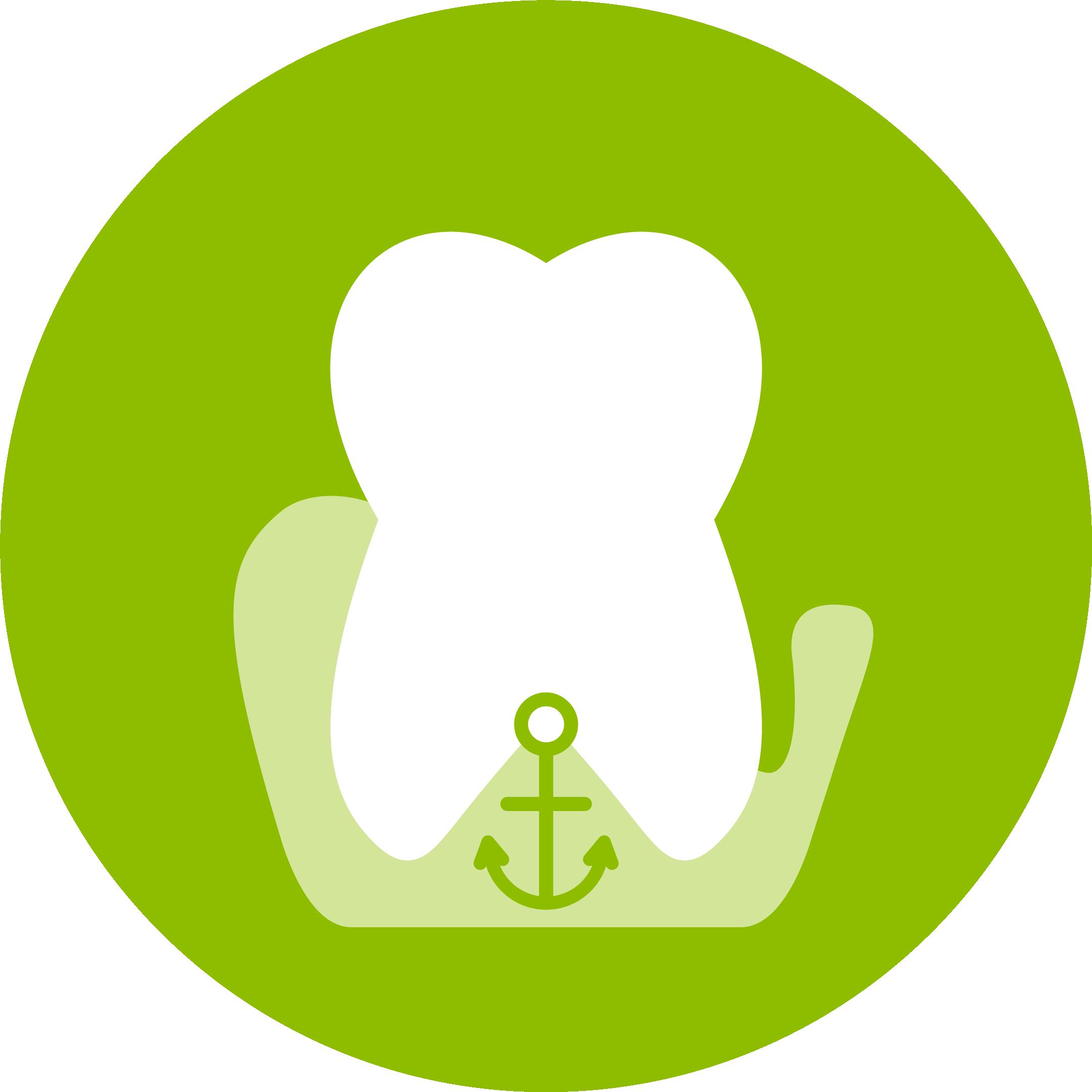 Icon für Parodontologie