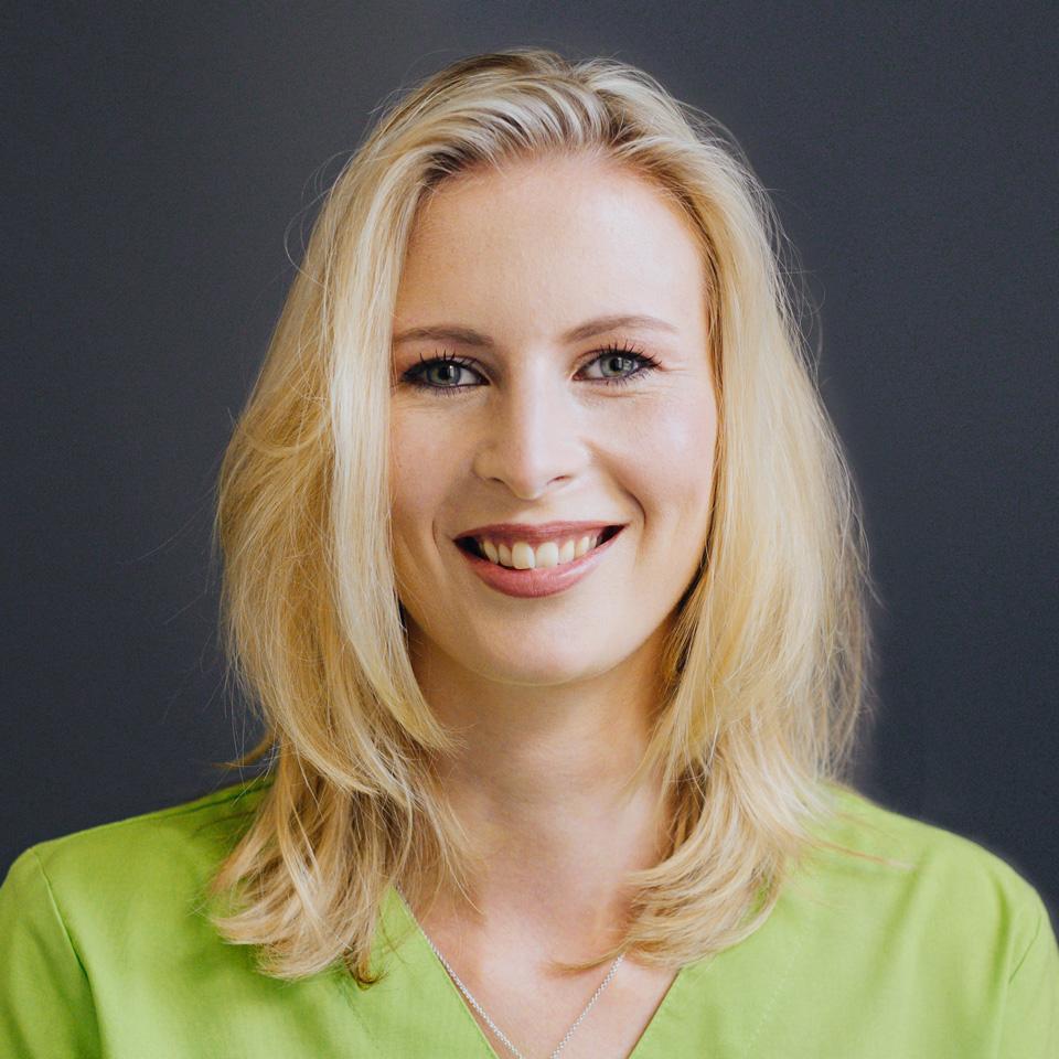 Portrait von Hanna Uecker