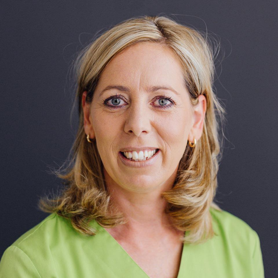 Portrait von Katja Bernstein