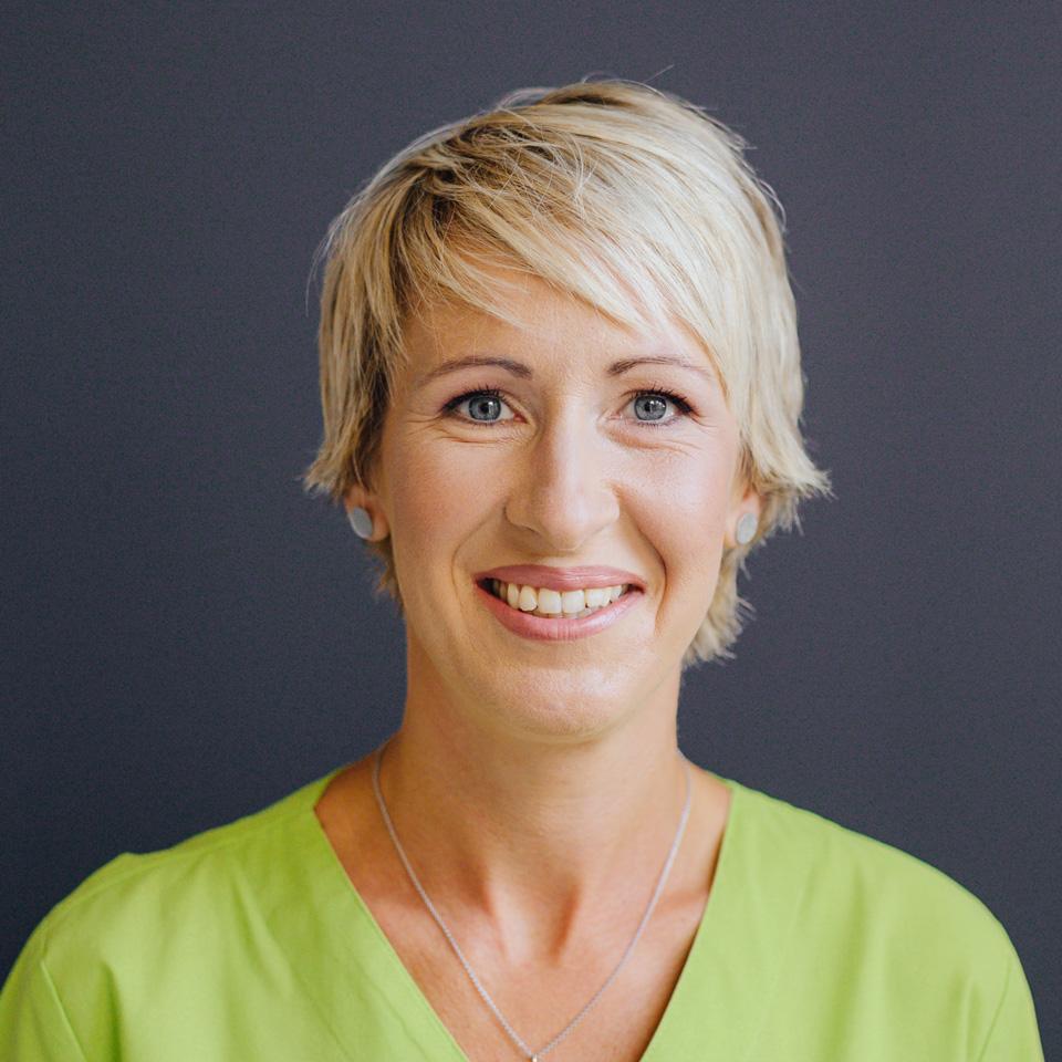 Portrait von Ulrike Feldt