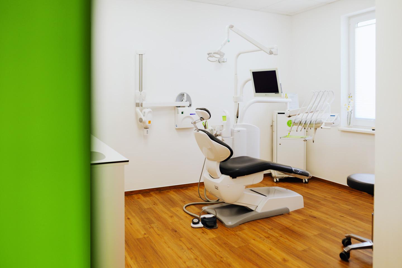 Blick in eine Behandlungszimmer